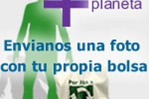 Menos bolsas, más planeta