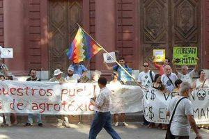 Rosario: Victoria ciudadana. Quedó firme la prohibición del glifosato
