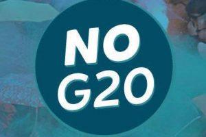 NO a la Declaración de Interés Municipal del G20 en Rosario