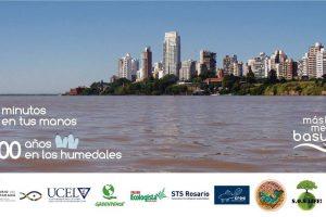 """Capacitaciones abiertas: """"1 día + Río – Basura"""""""