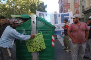 Plan piloto de reciclaje e inclusión