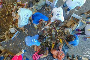 """""""Más del 70% de lo recolectado son plásticos"""""""