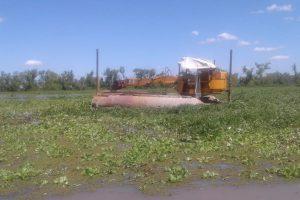 Laguna El Saco: Pobladores isleños y organizaciones en alerta