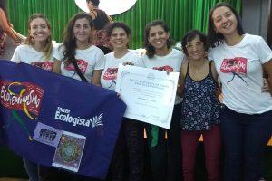"Taller Ecologista recibió la distinción ""Berta Cáceres"""