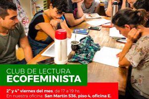 Club de lectura Ecofeminista