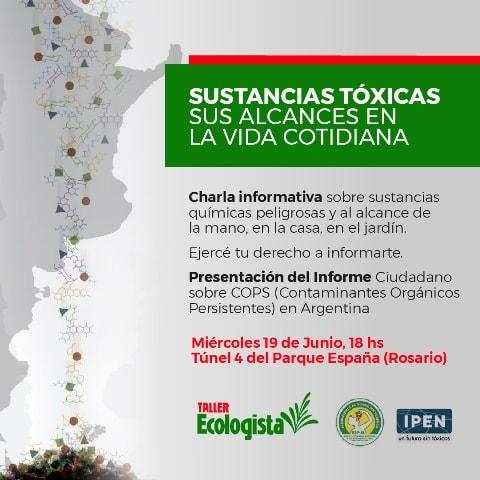 Sustancias tóxicas: Sus alcances en la vida cotidiana