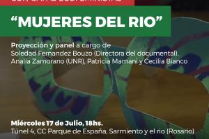 """""""Mujeres del río"""", segunda propuesta del ciclo ecofeminista"""