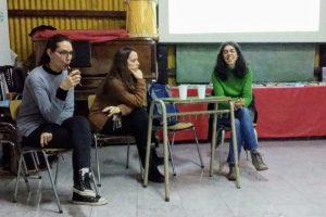 Taller Ecologista en Oliveros