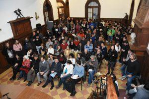 Taller Ecologista participó de la jornada pública sobre descartables