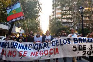 NO al Congreso de la Soja del Mercosur