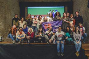 Contundente encuentro ecofeminista en Rosario