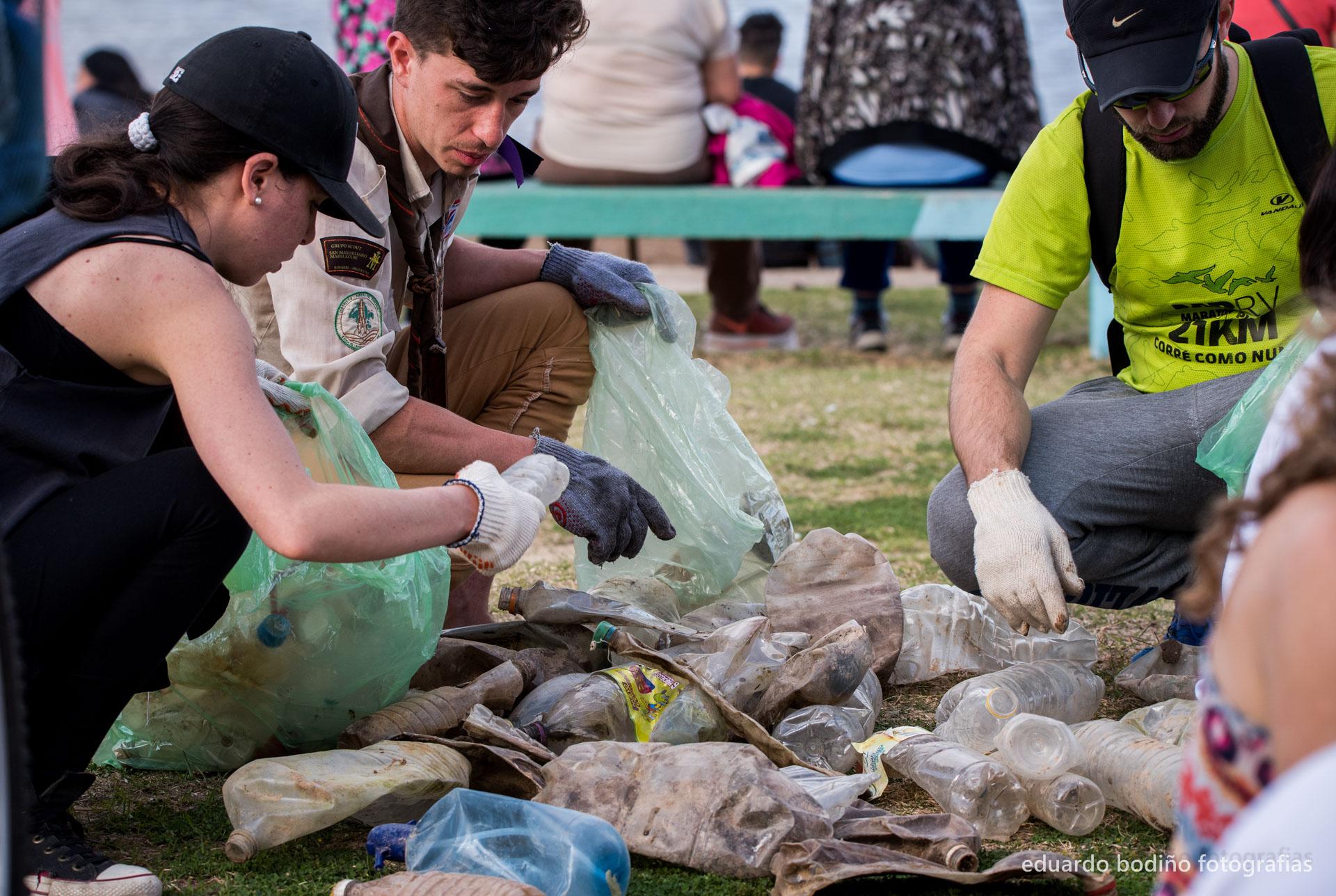 """Rosario se sumó activamente al movimiento global """"Libérate del Plástico"""""""