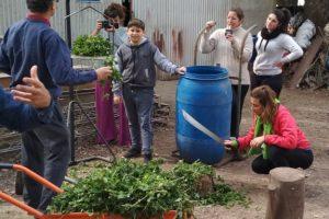 Agroecología: se realizó el tercer taller de capacitación