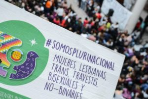 Manifiesto Ecofeminista