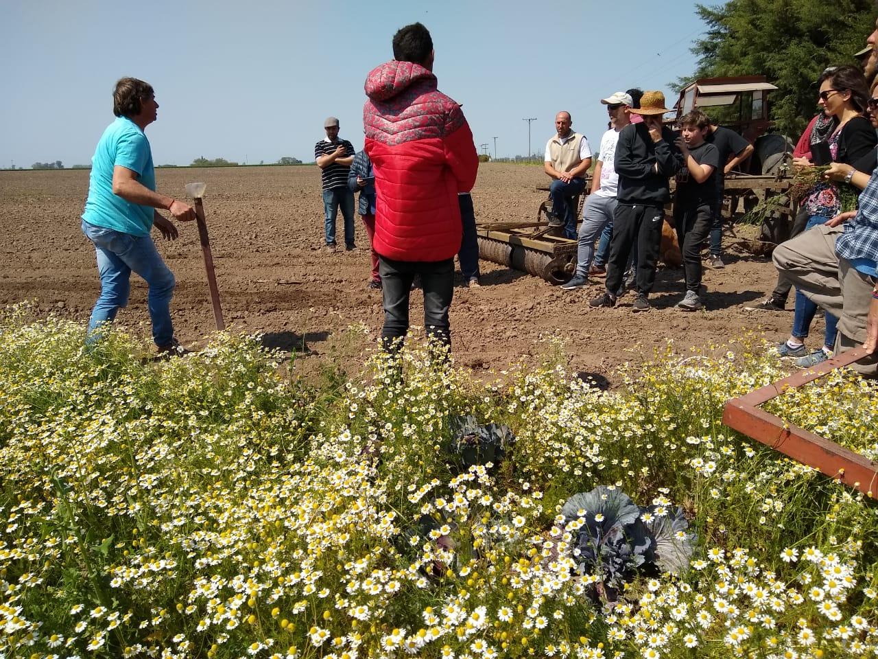 Agroecología: se realizó el cuarto taller de capacitación