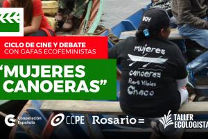 Cine-debate con gafas Ecofeministas ¡Último del año!