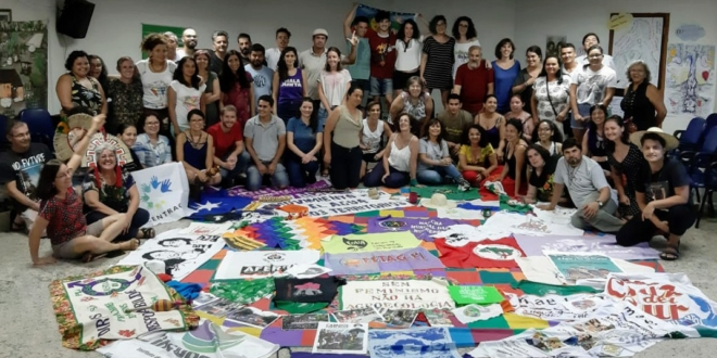 Entretejiendo luchas con organizaciones del Mercosur