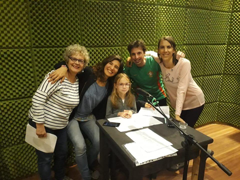 Radioteatro Araí y el Carpincho