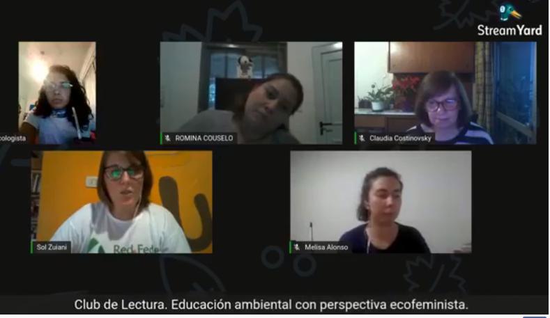 Educación ambiental con perspectiva ecofeminista