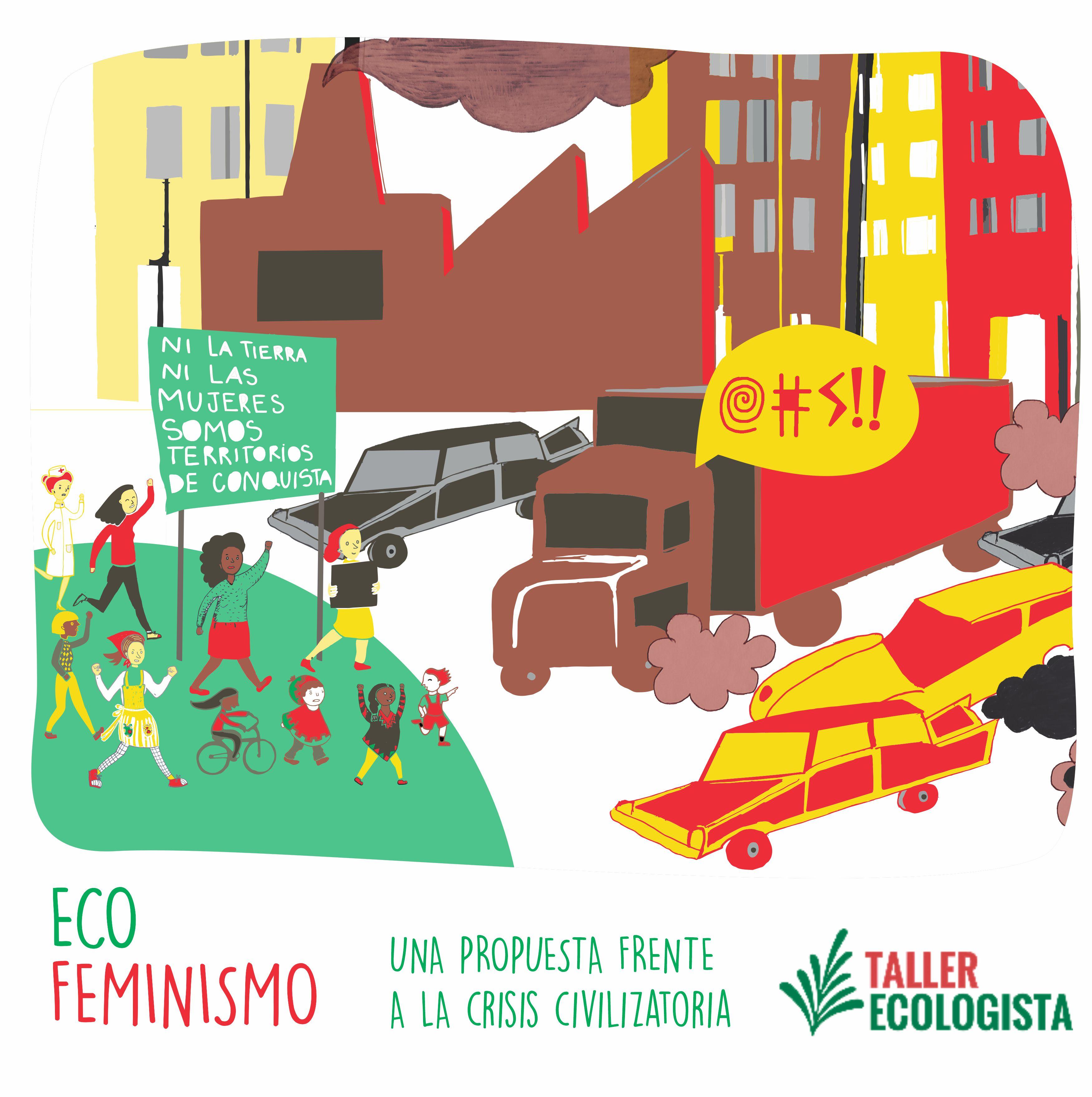 Ecofeminismo: Una propuesta frente a la crisis civilizatoria