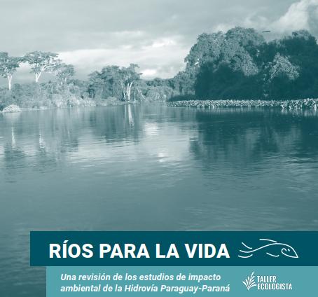 Revisión de Estudios de Impacto Ambiental de la hidrovía