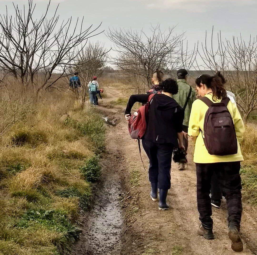 Arroyo Ludueña: Recorrimos la presa retardadora y la Reserva San Jorge
